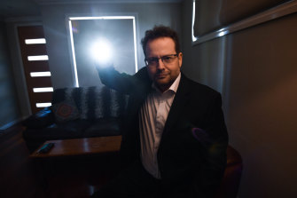 Sean Cain's research suggests too much bright light in our homes is bad for us.