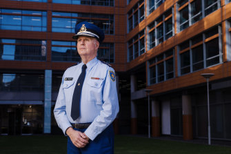 Corrective Services NSW Commissioner Peter Severin has finished his last day in the role.