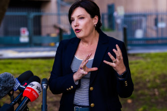 Labor leader Jodi McKay says the Upper Hunter byelection came too early for the party.