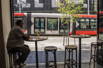 The City of Sydney Council is waiving fees for outdoor dining until mid-2021.