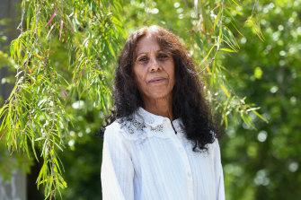 Indigenous health worker Dorothy Lovett.