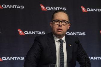 Qantas boss Alan Joyce says tourism operators will fail if borders remain closed.