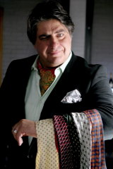 Matt Preston and made the cravat a TV staple.