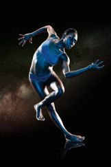 Bangarra dancer  Yolanda Lowatta.