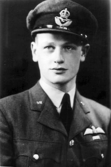 Wing Commander Tom Neil, who has died aged 97.