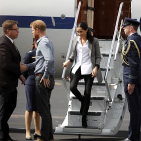 Meghan Markle's jeans are literally changing lives