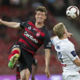 Bouncing back: Patrick Ziegler set to return for the Wanderers.