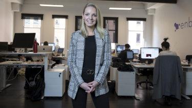 Tegan Oakley, Customer Success Director at Enboarder.