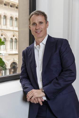 Allan Gray fund manager Simon Mawhinney led the investor charge against AMP over the board's handling of a sexual harassment scandal.