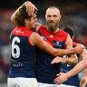 Demons dominate All-Australian side with Max Gawn skipper, Luke Jackson wins Rising Star award