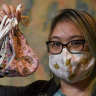 Massive spike in demand for masks leads to sale restrictions