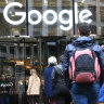 Thousands of Google staff around the world protested last week.