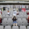 Sex doll sanctions loom for FC Seoul