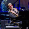 'You turds': Sir Elton John drops c-bomb on Perth concert security guards