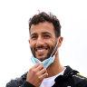Tennis the 'template' for F1's Melbourne return, says Ricciardo