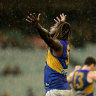 Nic Naitanui is key to the Eagles defending their premiership.