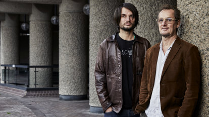 The chance call that orchestrated ACO's Richard Tognetti and Radiohead Jonny Greenwood's friendship