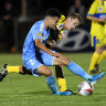 Melbourne City demolish Brisbane Strikers to reach FFA Cup final