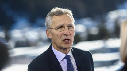 NATO warns Russia not to exploit pandemic
