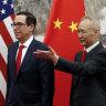 ASX closes flat ahead of US-China trade talks