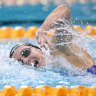 'She won't have it her own way': Titmus fires warning shot to Ledecky