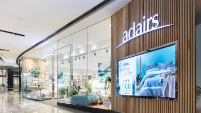 Nick Scali, Adairs see sales jump as customers flock back to stores