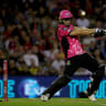 Curran tipped to be moved up order for Sydney Sixers' next clash