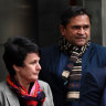 AFL great Nicky Winmar spared jail over drunken assault on taxi driver