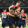 The 'butterfly effect' at Melbourne this season