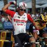 Australian sprinter Ewan sends warning with break-out Tour debut