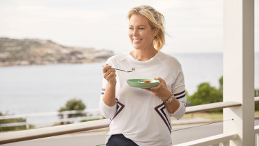 Samantha Armytage is fronting Weight Watchers' latest campaign.