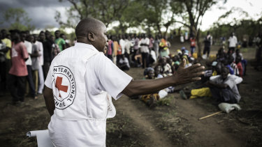 The International Committee of the Red Cross has given 352,000 people seeds and tools in South Sudan after years of violence and dispossession made food scarce.