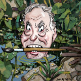 David Preston. Illustration: John Shakespeare