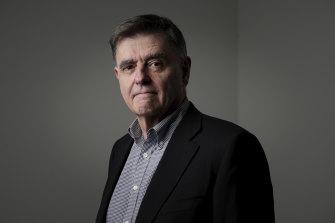 Chief Medical Officer Professor Brendan Murphy.