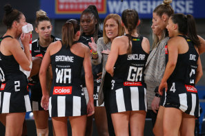 It's been a season of sacrifice for the Magpies and Vixens.