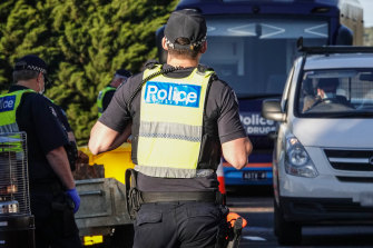 A government department has referred one of its employees to Victoria Police over the leaking of documents related to its plan for the easing of COVID-19 restrictions.