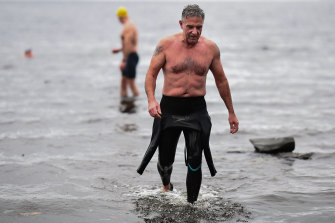 "The blood of regular winter swimmers contains a ""cold-shock"" protein that has elsewhere been shown to slow the onset of dementia."