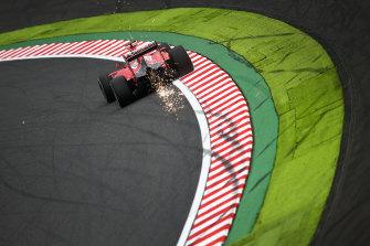 Ferrari's updates won't be ready until the third race of the season.