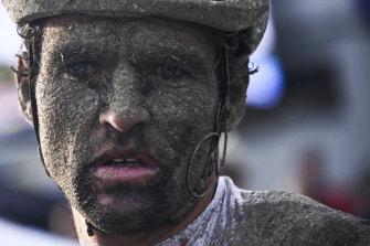 Former Paris-Roubaix champion Greg Van Avermaet.