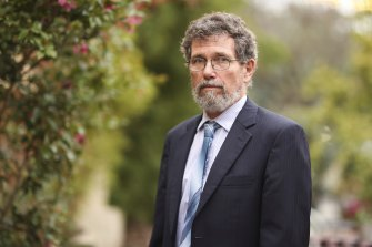 Professor Peter Ridd who has lost his appeal to the High Court.
