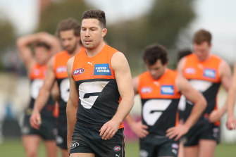 The Giants found the Gold Coast Suns too strong at Mars Stadium in Ballarat.