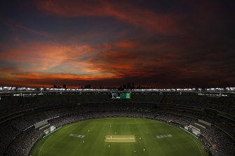 Australia had been interested in playing two day-night Tests against India.