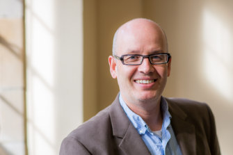 Professor Edward Holmes, of the University of Sydney, is one of the world's leading experts on COVID-19.