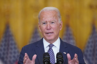 Joe Biden's Afghanistan pull-out could have made his job more difficult elsewhere in the world.