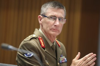 Chief of the Defence Force General Angus Campbell says there were serious organisational and culture failings.