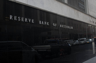 The RBA has argued wages will need to grow above 3 per cent a year to get inflation back into its 2 to 3 per cent inflation target.