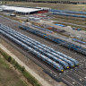 Big Build's transport blowouts are costing $5m a day