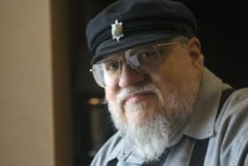 George RR Martin says he's 'struggling' with next Game of Thrones novel