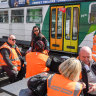 Tram drivers to cause chaos by striking during Australian Open finals
