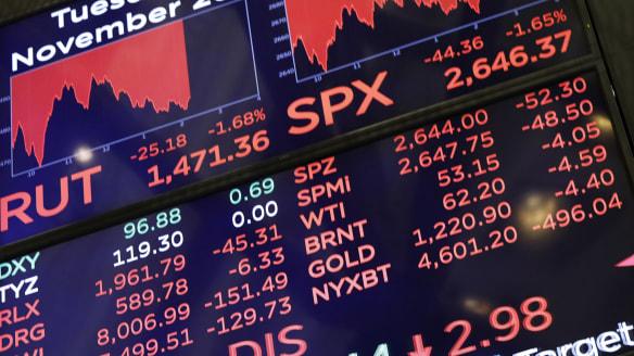 Bond markets flash a warning signal